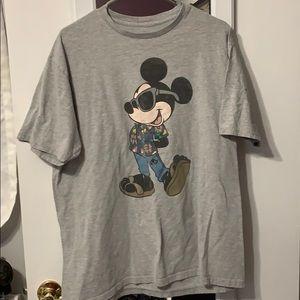 Vintage Disney Mickey Hawaiian T Shirt